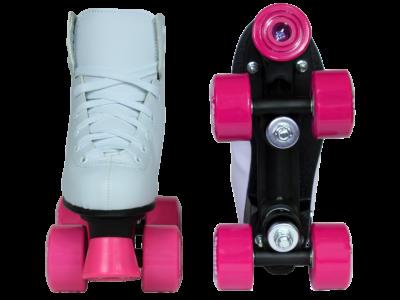 Pink Kids Skates
