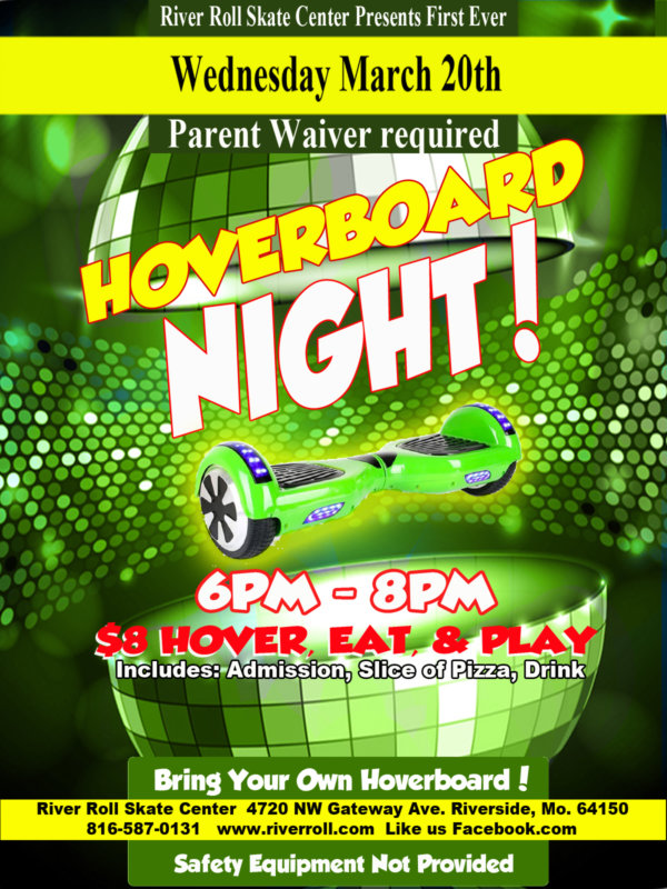 HoverboardNight