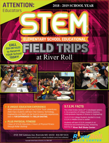 River Roll Offers Birthday Parties Private Church Groups School And Field Trips To Include STEM We Offer
