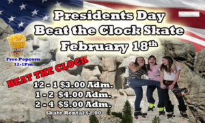 Presidents Day2019Display